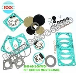 ZR Valves service kits Screw Compressor Kit