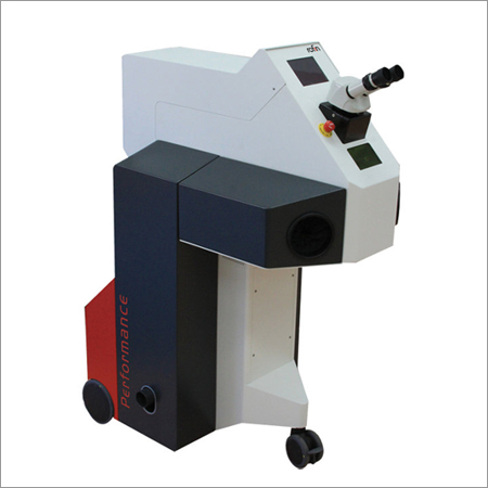 Manual Spot Micro Laser Welding System