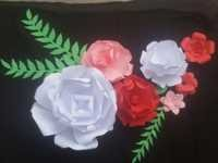Hadmade Paper Rose Flowers
