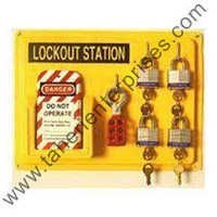 Lock Out Box Cabinet