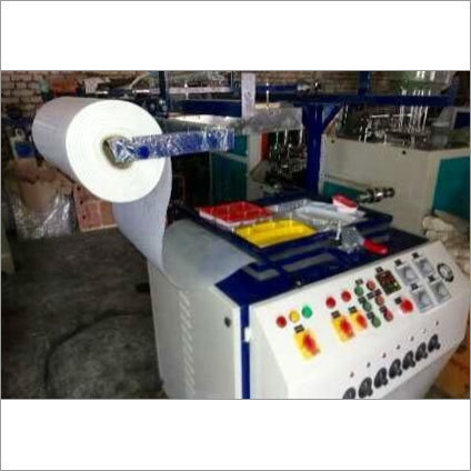 Thermacol Semi Automatic Dona Machine
