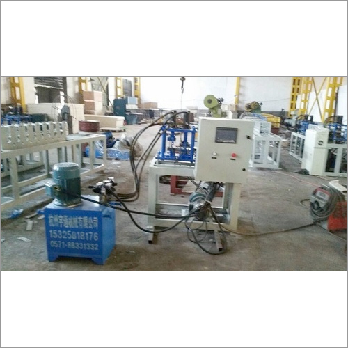 Holing Folding Machine