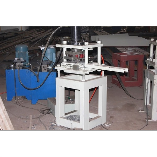 Hydraulic Buckle Machine