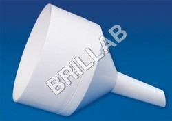 BUCHNER FUNNEL WITH THICK STEM