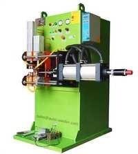 Aluminum Tube Butt Welding Machine