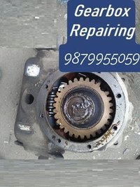 WORMGEAR BOX REPAIR SERVICE