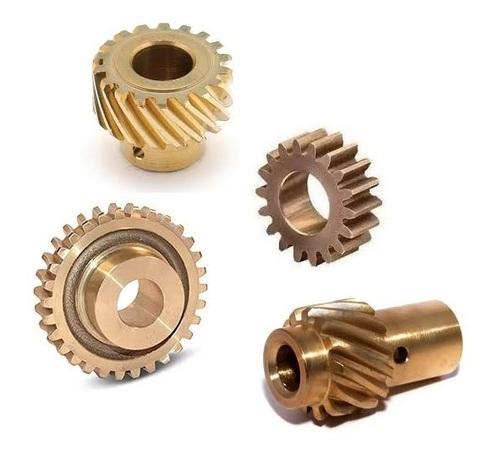 Gun Metal Worm Wheel