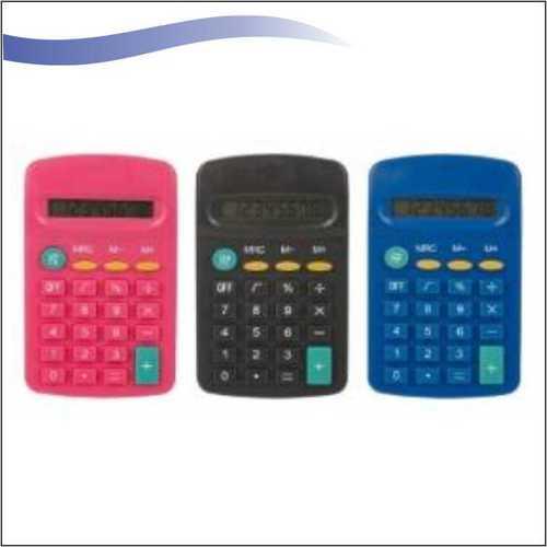 8 Digit Pocket Calculator