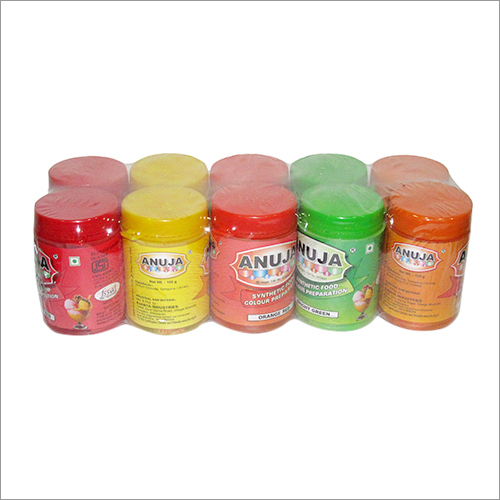 Blended Synthetic Food Colour