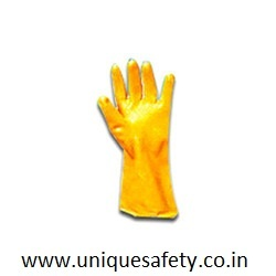 Amrut PVC Supported Gloves