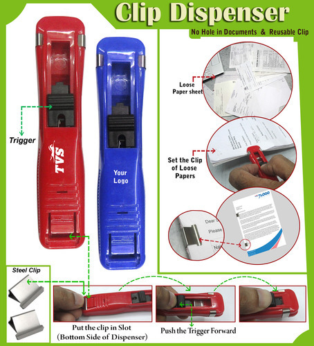 Clip Dispenser