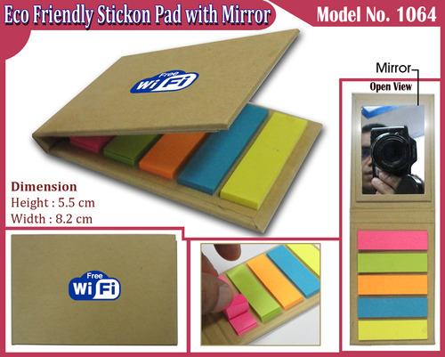 Eco Friendly Stick On Pad