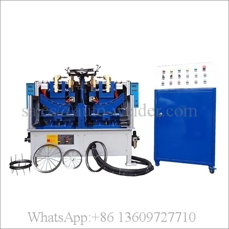Alloy Wheel Rim Butt Welding Machine