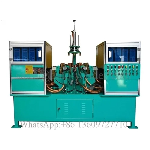 Automatic Wheel Rims Wires Welding Machine With 8-heads