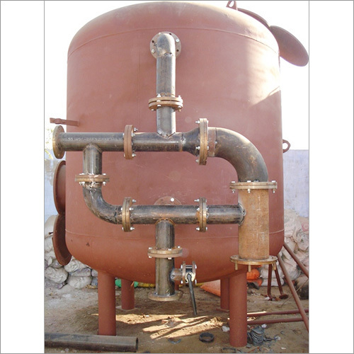 Multigrade Filter Vessel