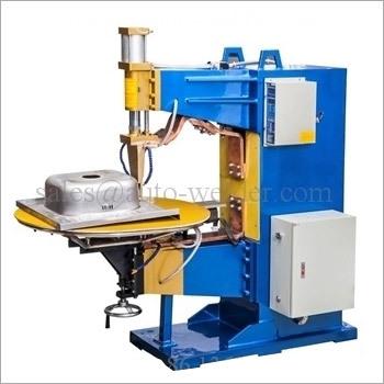 Stainless Steel Sink Rolling Seam Welding Machine