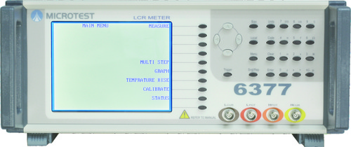 Industrial Impedance Analyser