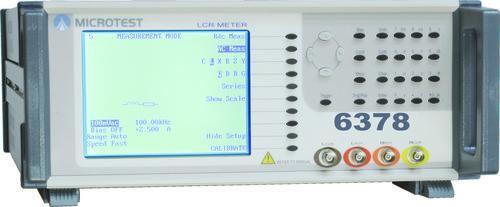 Impedance Analyzer Instrument High Frequency