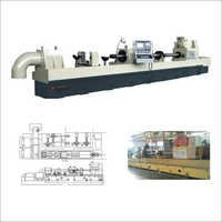 Skiving Rolling and Burnishing Machine