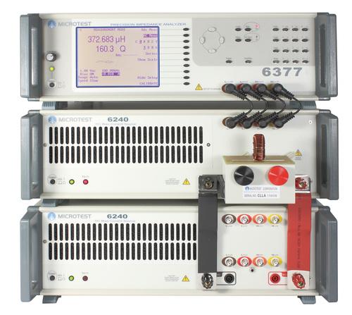 DC Bias Impedance Analyzer