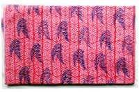 Leaf Pattern Cotton Fabric