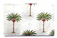Coconut Print Cotton Fabric