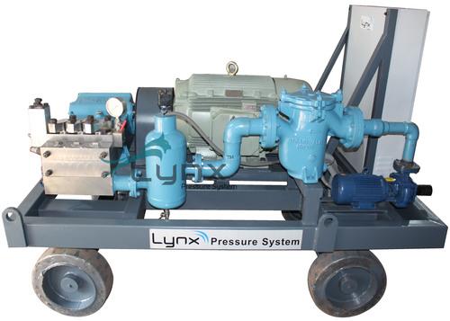 Reciprocating Plunger Pump