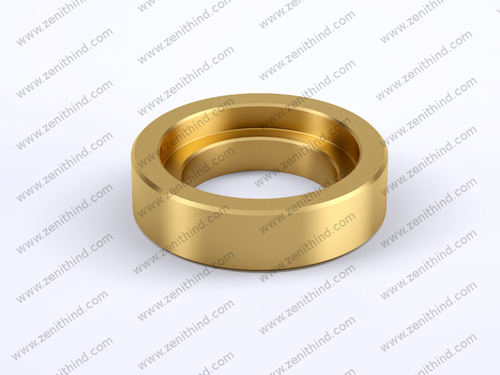 Brass Solid Washers