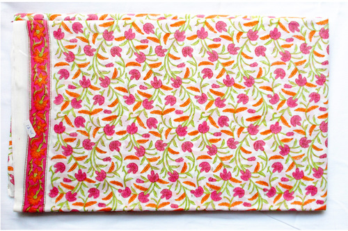 Small Flower Cotton Fabric