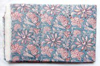 Big Flower Cotton Fabric