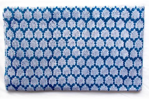 Mughal-Butty Cotton Fabric