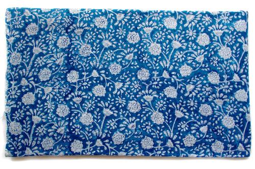 Mughal Pattern Cotton Fabric
