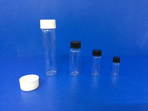 Screw Cap Glass Vial