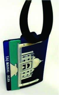 PVC Bag Tag