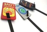Rubber Bag Tag