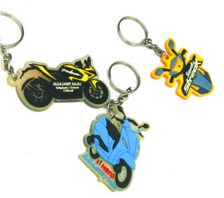 Costomized Key Chains