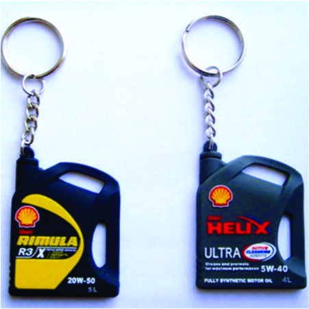 Double Side Key Chains