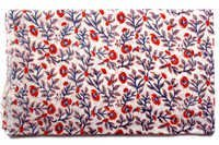 Big Chameli Cotton Fabric