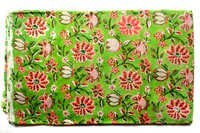 Eurom Flower Cotton Fabric