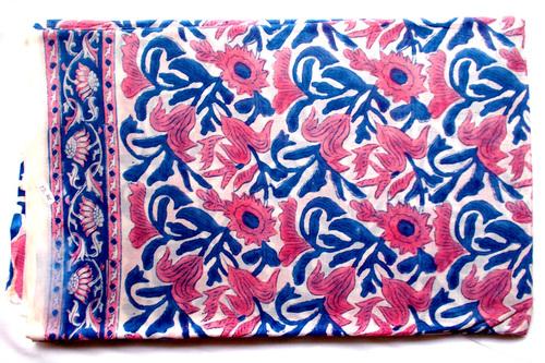 Big Flower Cotton Fabric