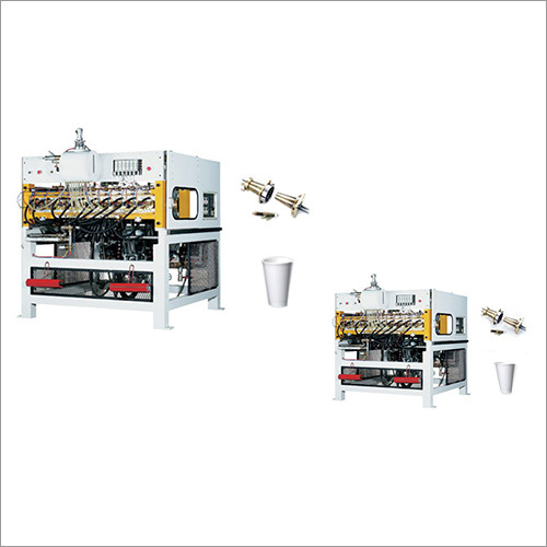 Thermocol Cup-Glass Machine