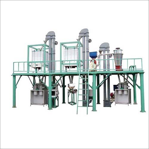 Flour Mill-Rice Mill Plant