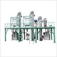 Flour Mill-Rice Mill Plant