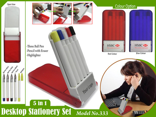 Desktop Stationery Set