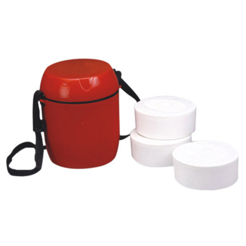Lunch Box 3 Pots Set