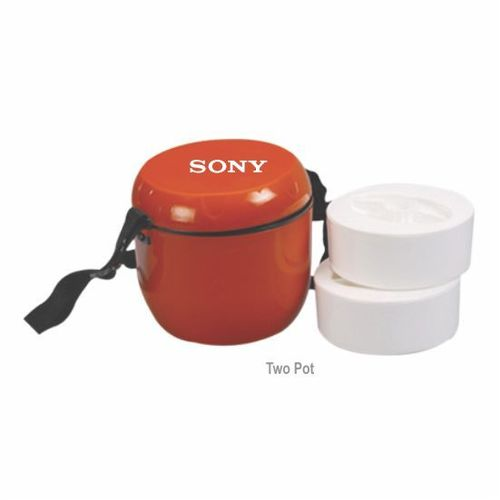 Lunch Box ( Set of 2 Pots )