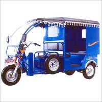 Automatic E Rickshaw