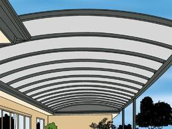 Curve Roofs