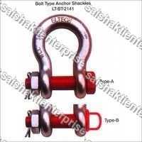 Eletech Red Pin Bow Shackles