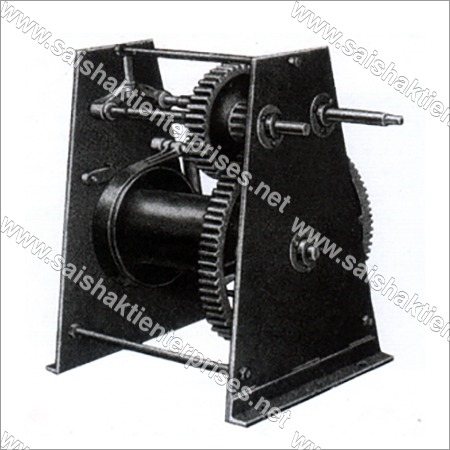 Hand Operated Double Crab Winch